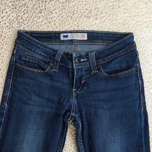 Levis Demi Curve Women's Denim Jeans